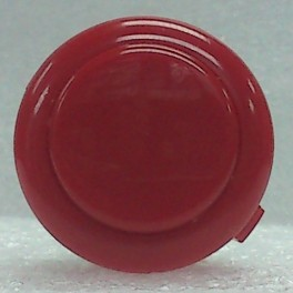 Sanwa Button OBSF-24-R (Red)