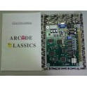 Classic Arcade video Game 60-in-1 PCB Jamma Board
