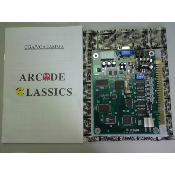 60 in 1 jamma manual