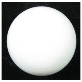Sanwa Ball Top White